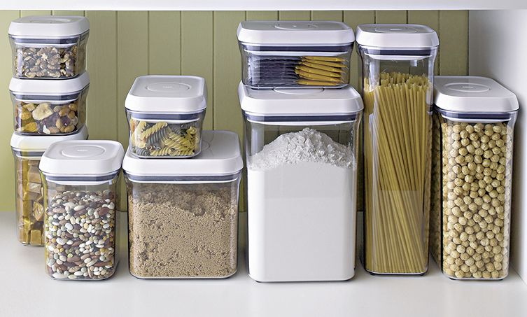 sealed storage containers | Any Pest Inc.