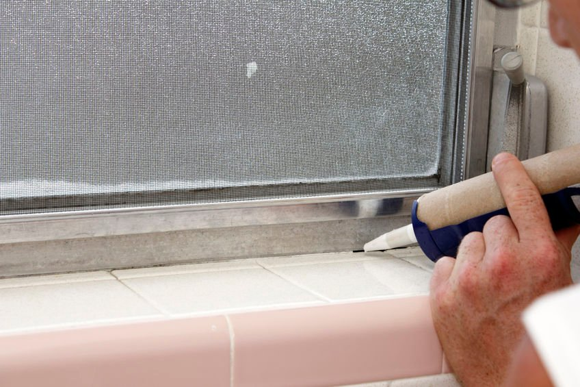 Sealing Windows for Pest Control | Any Pest Inc.