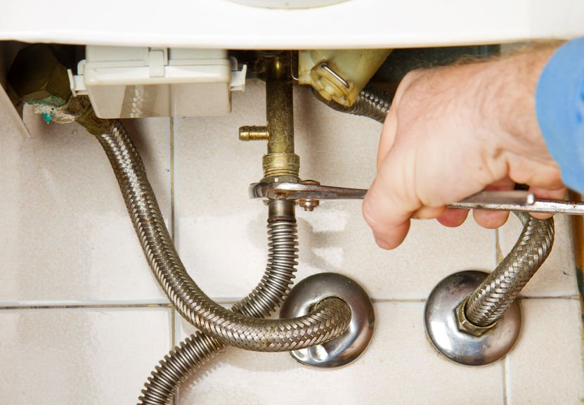 Fixing Leaky Sink | Any Pest Inc.