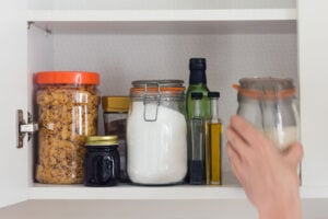 Clean Food Pantry | Any Pest Inc